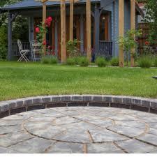 circle paving kits patio circles