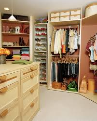storage ideas for small closet space