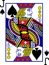 Face Card Design Jack Of Spades Eff Design