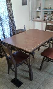 Best 1920 Antique Kitchen Table Chairs For Sale In Wright City