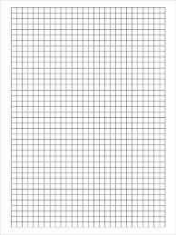 1 Inch Grid Paper Template Graph Maths Free Printable Mm T