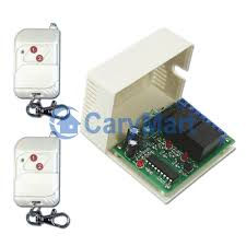 2 channel momentary 6v remote switch for 6v motor remote control module