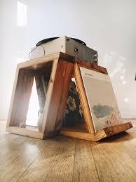 Photo Album Display Stand Aframe Vinyl Record Storage W Album Display Stand Flotsamist 43