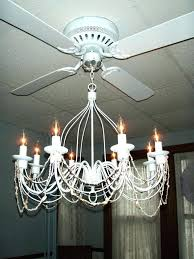 chandelier fan light contemporary ceiling kit unique dining room full size with crystal