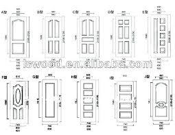 interior door height typical door height standard bedroom door height typical exterior door height image collections