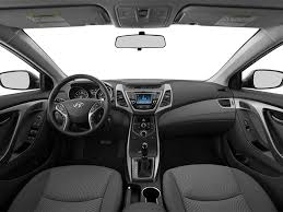 hyundai elantra interior 2014. Delighful 2014 2014 Hyundai Elantra SE In Morrow GA  Allan Vigil Ford Lincoln Inside Interior 4