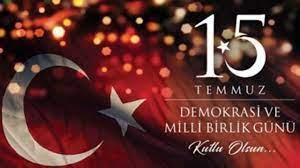 15 Temmuz Demokrasi ve Milli Birlik Günü mesajları, Duygusal 15 Temmuz  mesajları ve sözleri 2021!
