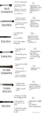 best eyeshadow tutorials eyeshadow brush guide easy step by step how to for eye