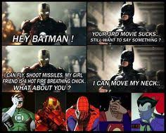 the dark knight vs iron man ironman3 batman batman iron man fanboy