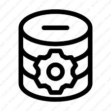 Download Web Design Development Data Manage Database Storage Setting Icon Inventicons
