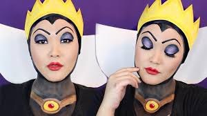 disney s snow white evil queen makeup tutorial