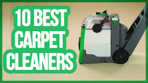 10 best carpet cleaners 2018