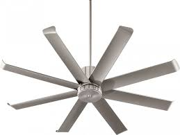 quorum international 196608 65 proxima patio 60 inch patio outdoor ceiling fan in satin nickel with