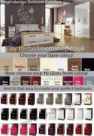 High Gloss Black Bedroom Furniture Cream Gloss Bedroom Furniture Argos Best Bedroom Ideas 2017