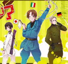 Anime girls are not reasonable with regards to their physical highlights. Hetalia Axis Powers Wikipedia