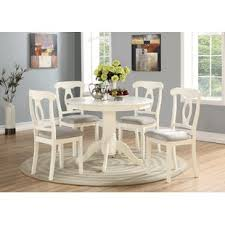 search results for 5 piece dining set round table