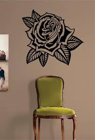 beautiful rose flower design decor nature decal sticker wall vinyl art boop decals vinyl on wall decal vinyl art stickers decor with beautiful rose flower design decor nature decal sticker wall vinyl