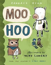 Words With Moo Moo Hoo Candace Ryan Mike Lowery 9780802723369 Amazon Com Books