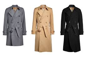from left the chelsea the kensington and the westminster all of burberry s heritage trench