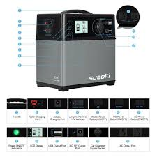 solar generator review life energy solar generator review suaoki 400wh portable solar generator