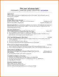 Resume Sample For Lecturer Post Fresher Best 6 Format Of Resume For