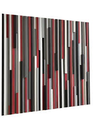 impressive designs red black. Trendy Design Red And Black Wall Art Or Wood Reclaimed Sculpture Modern 3D Artwork White 3d Impressive Designs I