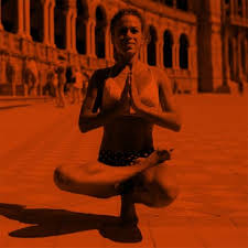 elena bikram hot yoga teacher