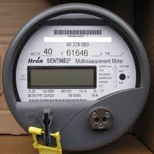 itron watthour meter kwh c1s centron 240 volts fm2s 200 13