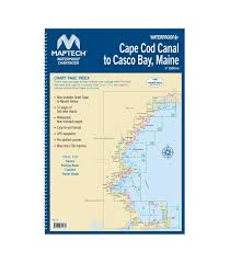 Cape Cod Canal Tide Chart 2016 Cape Cod Canal To Casco Bay Maine 1st Edition 2017