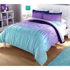 latitude ombre ruched reversible complete bedding set purple image 1 of 3 tie dye duvet cover nz tie dye bedding sets uk tie dye quilt covers australia