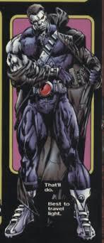 Raymond Garrison/Bloodshot (From Acclaim Comics/Valiant Heroes - 2)    WeirdSpace