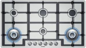 Bosch PCT915B9TA Serie 6 Gas Cooktop Appliances Online