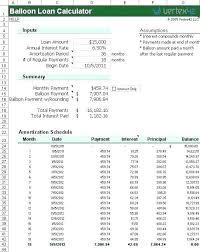 Amortization Calculator In Excel Amortization Schedule In Excel