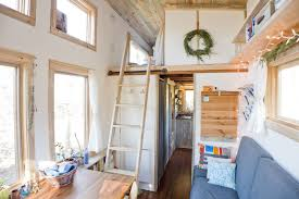 Small Picture Ingeniously Designed Tiny House on Wheels