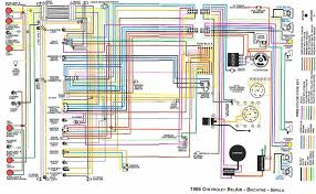 chevrolet bel air, biscayne and impala 1966 complete electrical s10 wiring diagram pdf at Chevrolet Wiring Diagram