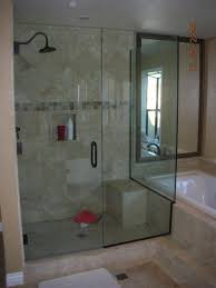 modern glass door enclosures
