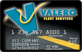 fleet credit card programs