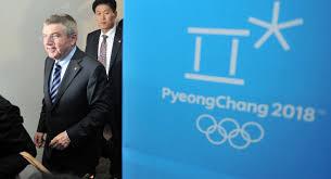 Ситуация с допуском российских спортсменов на зимние Олимпийские и  Ситуация с допуском российских спортсменов на зимние Олимпийские и Паралимпийские игры 2018 года Пхенчхане