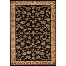 network samatra traditional persian style black neo ivory rug reviews temple webster