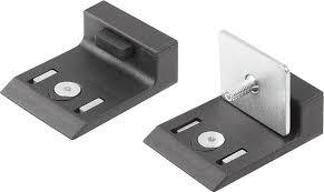 door stops plastic for aluminium
