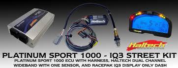 haltech platinum sport 1000 ecu street kit includes racepak dash photobucket