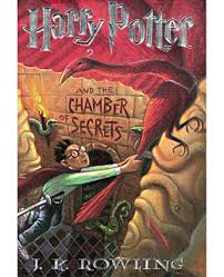 book 2 harry potter and the chamber of secrets