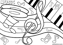 Small Picture Music coloring pages Coloring pages to download and print