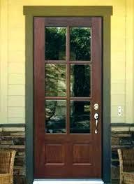 4 panel glass exterior door 4 panel front doors 4 entry door fiberglass exterior doors for