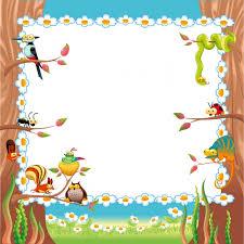 nature frame design