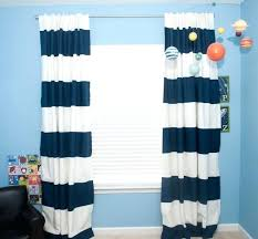 blue and white striped curtains teawing co