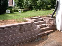 Small Picture Retaining Wall Blocks Descriptions Photos Advices Videos