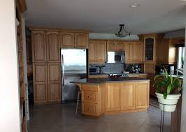 Update Oak Kitchen Cabinets Unique Design Ideas