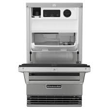 kitchenaid undercounter ice maker. KitchenAid 18\ Kitchenaid Undercounter Ice Maker E