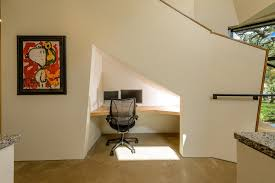taking advantage of every bit space mean you can tuck a small home office under cool design ideas h3 office